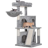 Hey Brother Cat Scratching Tree Summary