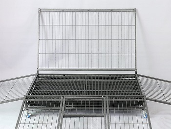 Homey Pet 43 inch Stackable Cage