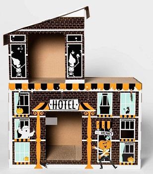 Hyde & EEK! Hotel Cat Scratcher