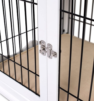 Internets Best Decorative Dog Crate Review
