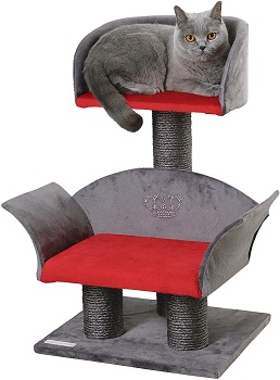 Kerbl Red Grey