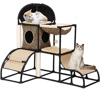 LBLA Cat Jungle Removable Pads Review