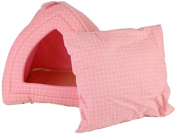 Laamei Small Pink Condo For Cats Review