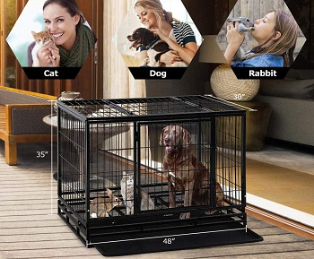 Large Dogs Heavy Duty Crate Review