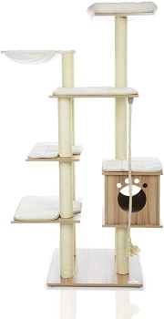 Lazy Buddy Big Cat Tower Review