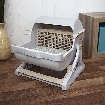 Le You Pet Cat Litter Box