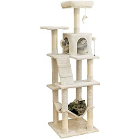 MWPO Tree Scratching Cat Tower Summary