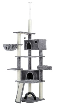 Made4Pets Extra-Tall Cat Tree Review