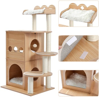 Made4Pets Nice Tower For Cats Review