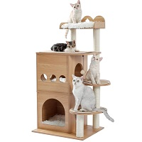 Made4Pets Nice Tower For Cats Summary