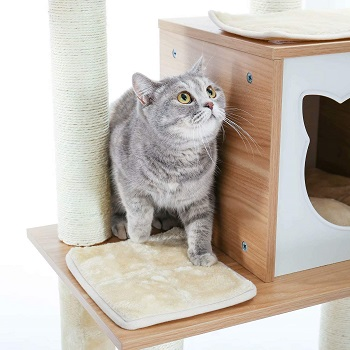 Made4Pets Tall Cat Tree Review