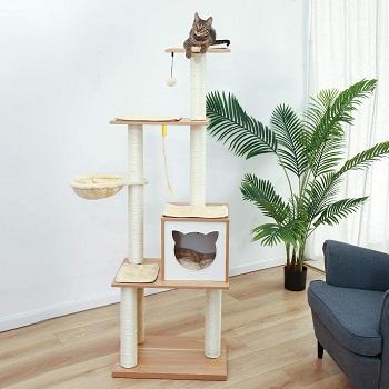 Made4Pets Tall Cat Tree
