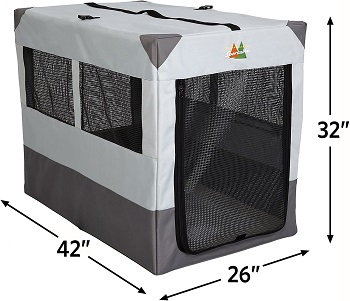 MidWest Portable Tent Crate Review