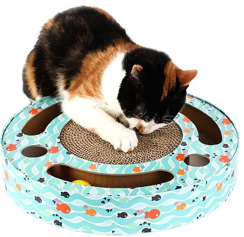 Mora Pets Scratcher Review