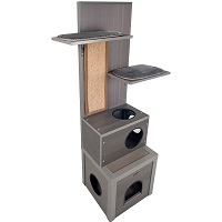 New Age Pet Climber Cat Tower Summarys