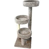 New Cat Condos Solid Cat Tree Summary