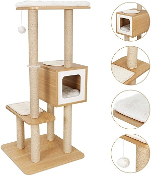 Nova Microdermabrasion Cat Tower Review