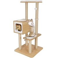 Nova Microdermabrasion Cat Tower Summary