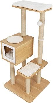 Nova Microdermabrasion Cat Tower