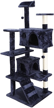 Nova Microdermabrasion Cat Tree Blue
