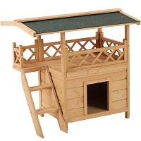 Pawhut Cat Tree House Summary