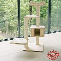 Pawmona Multi-Level Cat Tree Summary
