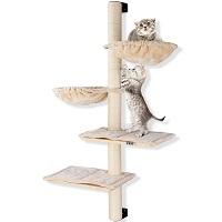 Pedy Wall Space-Saving Cat Furniture Summary