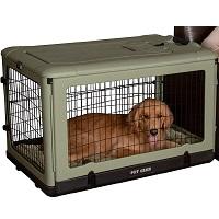 Pet Gear 4 Door Steel Crate Summary