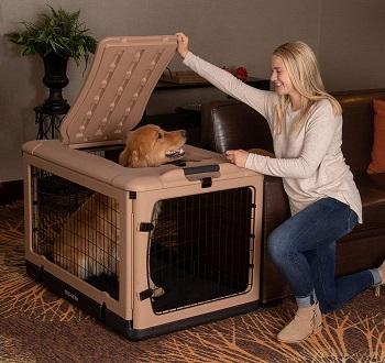 Pet Gear Steel Crate