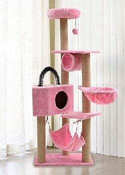 Pet Supplies Deluxe Entertainment Tower Review