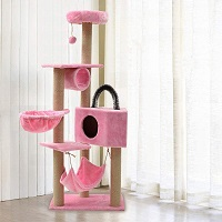Pet Supplies Deluxe Entertainment Tower Summary