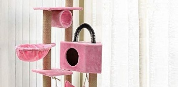 Pet Supplies Deluxe Entertainment Tower