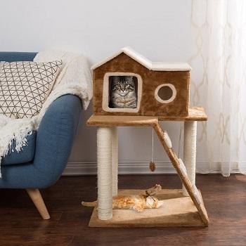 Petmaker Nice Cat Tower Review
