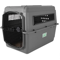 BEST PLASTIC 40-inch DOG CRATE Summary