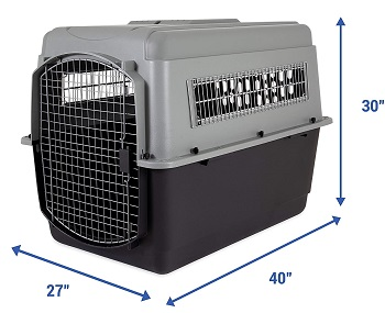Petmate Ultra Vari Kennel Review