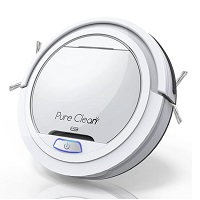 Pure Clean Robot Vacuum Cleaner Summary
