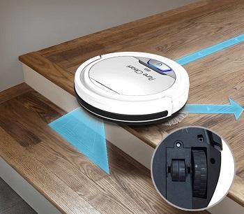 Pure Clean Robot Vacuum Cleaner
