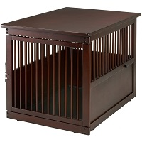 Richell Richell Wooden End Table Crate Summary