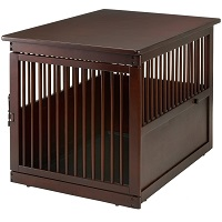 Richell Wooden End Table Crate Summary