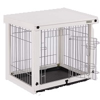 Simply Plus Wood And Wire Dog Crate Summary