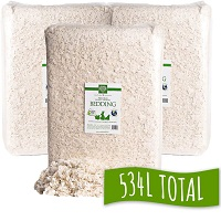 Small Pet Select White Bedding Summary