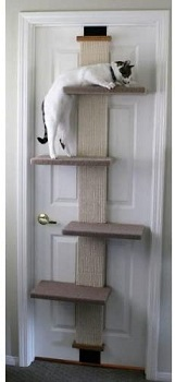 SmartCat Wall Door Cat Tree Climber Review