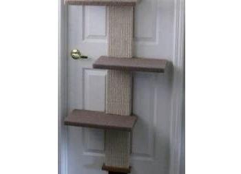 SmartCat Wall Door Cat Tree Climber