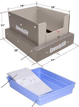 SpeedySift Cat Litter Box Review