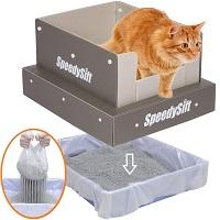 SpeedySift Cat Litter Box Summary