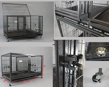 Stackable Heavy Duty Cage