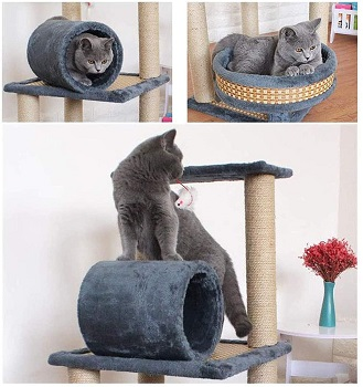 TGHY Activity Tree For Playful Cats Review