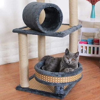 TGHY Activity Tree For Playful Cats