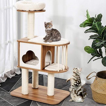 Tangkula Tree For Small Cats Review