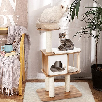 Tangkula Tree For Small Cats